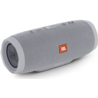 JBL Charge 3 Portable Bluetooth Wireless Speaker - Grey sale image