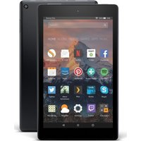 AMAZON Fire HD 8 Tablet with Alexa (2017) - 16 GB, Black, Black