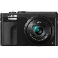 Panasonic LUMIX DC-TZ90EB-K Superzoom Compact Camera - Black,