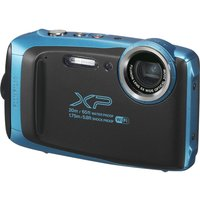 Fujifilm XP130 Tough Compact Camera - Blue, Blue