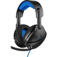 TURTLE BEACH Stealth 300 Gaming Headset - Black & Blue, Black