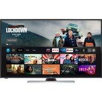 "55"" JVC LT-55CF890 Fire TV Edition  Smart 4K Ultra HD HDR LED TV with Amazon Alexa"