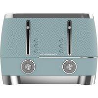 Cosmopolis TAM8402T 4-Slice Toaster - Blue, Blue.