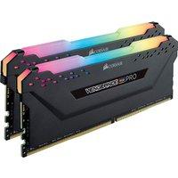 CORSAIR Vengeance RGB Pro DDR4 DRAM 3000 MHz PC RAM - 8 GB x 2.