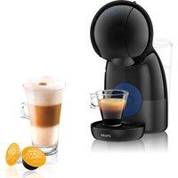 DOLCE GUSTO by KRUPS Piccolo XS KP1A0840 Coffee Machine - Black, Black
