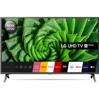 "50"" LG 50UN80006LC Smart 4K Ultra HD HDR LED TV with Google Assistant & Amazon Alexa"