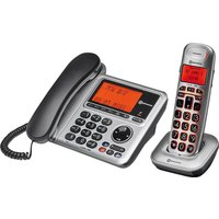 Click to view product details and reviews for Amplicomms Bigtel 1480 Corded Phone Cordless Extension Handset.