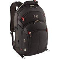 """WENGER Gigabyte 15"""" Laptop Backpack - Black, Black"""