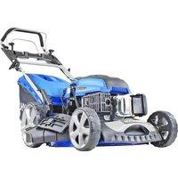 HYUNDAI HYM510SPE Cordless Rotary Lawn Mower - Blue, Blue