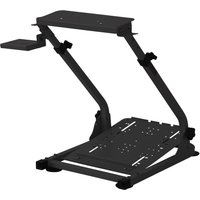 X ROCKER 900101 XR Racing Rig - Black, Black.