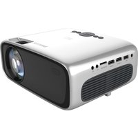 PHILIPS NeoPix Prime 2 NPX542/INT HD Ready Mini Projector - Grey & Silver, Grey