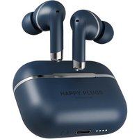 HAPPY PLUGS Air 1 Wireless Bluetooth Noise-Cancelling Earphones - Blue, Blue