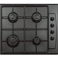 ESSENTIALS CGHOBB21 Gas Hob - Black, Black