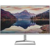 """HP M22f Full HD 21.5"""" IPS LCD Monitor - Black & Silver, Black"""
