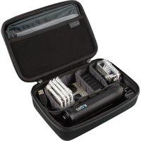 Gopro Casey Hard Shell Action Camcorder Case - Black, Black