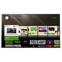 55 SONY BRAVIA KD55A1BU Smart 4K Ultra HD HDR OLED TV