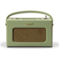 Click to view product details and reviews for Roberts Revival Rd70l Portable Dabﱓ Retro Bluetooth Clock Radio Green Green.