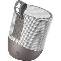 JAM Double Chill HX-P404GY Portable Bluetooth Speaker - Grey, Grey