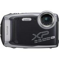 Fujifilm FinePix XP140 Tough Compact Camera - Graphite, Graphite