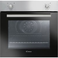 CANDY FCP600X/E Electric Oven - Stainless Steel, Stainless Steel