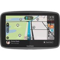 """TOMTOM GO Camper 6"""" Sat Nav - Worldwide Maps"""