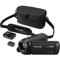PANASONIC HC-VX870EB-KIT 4K Ultra HD Camcorder - Black, Black