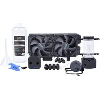 Ice Storm Tornado Copper 60 Liquid Cooling Kit   2 x 140 mm