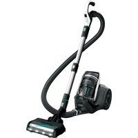 'Bissell Smartclean Pet Cylinder Bagless Vacuum Cleaner - Black, Black