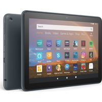 AMAZON Fire HD 8 Plus Tablet (2020) - 64 GB, Black, Black