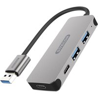 SITECOM CN 399 USB-A to USB-A & USB Type-C Hub