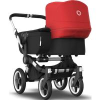 Bugaboo Donkey 3 Mono Kinderwagen mit Sitz und Liegewanne