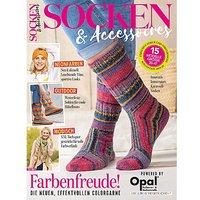 """Heft """"Sockentrends & Accessoires 01/2019"""""""
