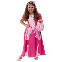 Prinzessin Sarafina Kostüm für Kinder, pink