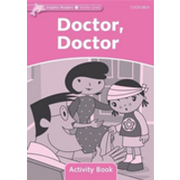 Dolphin Readers Starter Level: Doctor, Doctor Activity Book
