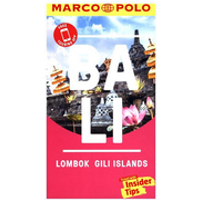 Bali Marco Polo Pocket Travel Guide - with pull out map - Lombok - Gilis. Free Touring App