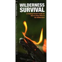 Wilderness Survival, 3rd Edition: A Folding Pocket Guide on How to Stay Alive in the Wilderness