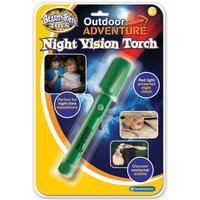 Brainstorm Toys Outdoor Adventure Night Vision Torch - Hamleys Gifts