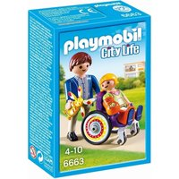 Playmobil City Life Child in Wheelchair 6663