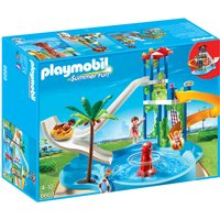 Playmobil Water Park With Slides 6669