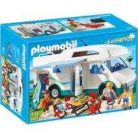 Playmobil Summer Fun Camper 6671