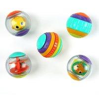 Bright Starts Shake & Spin Activity Balls - Activity Gifts