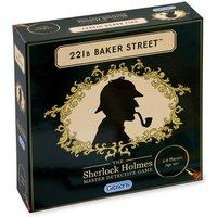 Gibsons Sherlock Holmes Master Detective Game - Sherlock Holmes Gifts