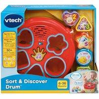 VTech Sort & Discover Drum