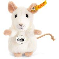 Steiff White Pilla Mouse Soft Toy