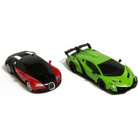 Hamleys Lamborghini & Bugatti RC Car Twin Pack - Rc Gifts