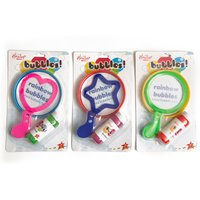 Click to view product details and reviews for Hamleys Rainbow Bubblers Assortment.