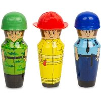 Click to view product details and reviews for Hamleys Hero Bubbles 3 Pack.