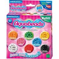 'Aqua Beads Solid Bead Refill Pack