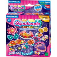 'Aqua Beads Bracelet Set