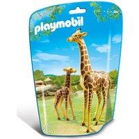 Playmobil Wildlife Giraffe With Calf 6640 - Giraffe Gifts